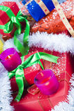 Christmas Objects Stock Photography