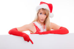Christmas offer Royalty Free Stock Images
