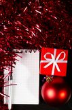 Christmas at office Royalty Free Stock Photo
