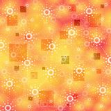 Christmas orange texture Royalty Free Stock Photo