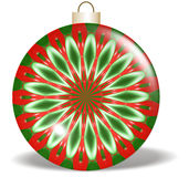Christmas Ornament Stock Photography