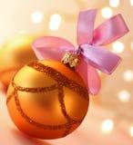 christmas ornament 免版税库存照片