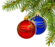 Christmas ornament Stock Image