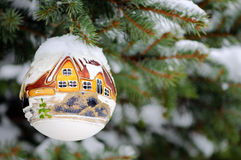Free Christmas Ornament 2 Royalty Free Stock Images - 34866829