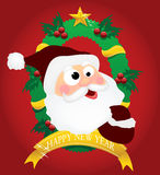 Christmas ornament. Vector illustration of a christmas ornament Stock Photo