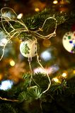 Christmas Ornament. Traditional Christmas Ornament - Christmas Tree Royalty Free Stock Photography