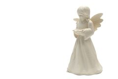 Christmas Ornament. Angel Christmas ornament Royalty Free Stock Photography