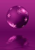 Christmas ornament royalty free illustration