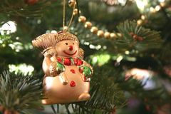 Christmas ornament. Christmas decoration royalty free stock images