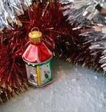 Christmas ornament. Christmas toy, christmas decoration stock photos