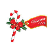 Christmas Ornament 50%Sales Discount Royalty Free Stock Image
