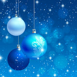 Christmas ornament  background card Stock Photo