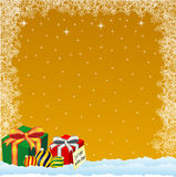 Christmas Ornament backgrounds Stock Images