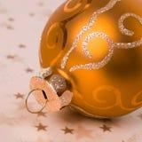 Christmas ornament ball Royalty Free Stock Photo