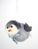 Christmas Ornament Bird Left Stock Image