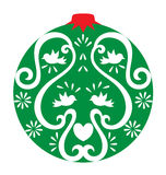 Christmas Ornament Decoration Stock Images