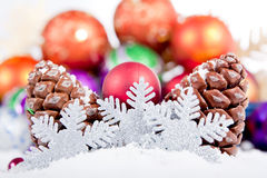 Christmas Ornament  Decoration Series Stock Photo