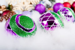 Christmas Ornament Decoration Series Royalty Free Stock Photo