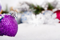 Christmas Ornament  Decoration Series Royalty Free Stock Image