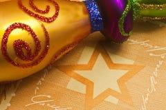 Christmas Ornament - Macro Royalty Free Stock Photos