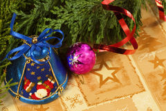 Christmas Ornament - Macro Royalty Free Stock Photo