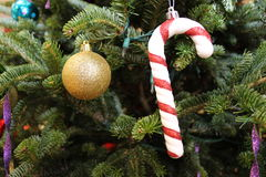 Christmas ornament. A picture of Christmas ornaments Royalty Free Stock Photos