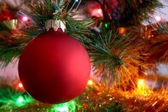 christmas ornament tree Στοκ Εικόνα