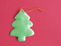 Christmas ornament on a tree Royalty Free Stock Photography