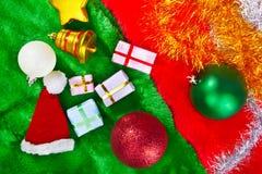 Christmas ornamenta Stock Photos