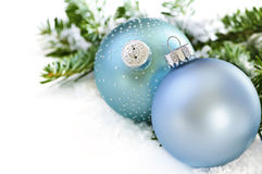 Free Christmas Ornaments Royalty Free Stock Photo - 10321095