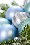 Christmas ornaments Royalty Free Stock Photos