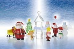 Christmas ornaments Royalty Free Stock Photo