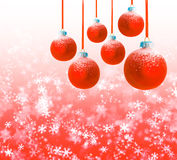 Christmas ornaments. Royalty Free Stock Photography
