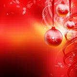 Christmas ornaments royalty free illustration