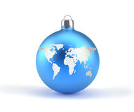 Christmas ornaments Royalty Free Stock Photography