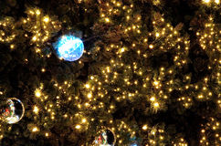christmas ornaments Στοκ Φωτογραφία