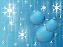 Christmas Ornaments Stock Photography