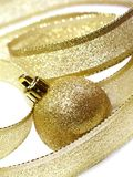 Christmas ornaments - 3 Stock Images
