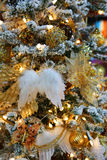 christmas ornaments Στοκ εικόνα με δικαίωμα ελεύθερης χρήσης