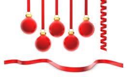 christmas ornaments Στοκ Φωτογραφίες