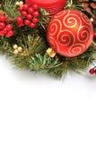 christmas ornaments Στοκ φωτογραφίες με δικαίωμα ελεύθερης χρήσης