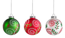 Free Christmas Ornaments Royalty Free Stock Images - 78778699