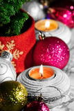 Christmas ornaments - Festive mood 02 Royalty Free Stock Images