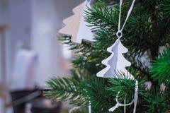 Christmas Ornaments for Festivities Stock Photo