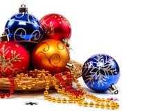 Christmas ornaments. Stock Photography