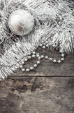 Christmas Ornaments Royalty Free Stock Photo