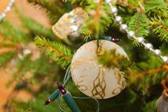 Christmas ornaments Stock Image
