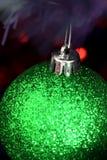 Christmas ornaments on tree. royalty free stock photos