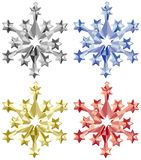 Christmas ornaments vol.7 Royalty Free Stock Images