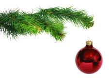 Christmas ornamnet Stock Photos